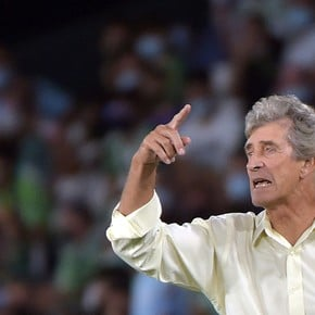 Pellegrini: Gallardo en Europa, Riquelme y Messi vs.  cristiano