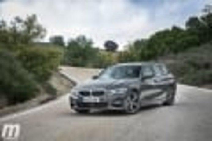 Prueba BMW 320d Touring, una familia de bien