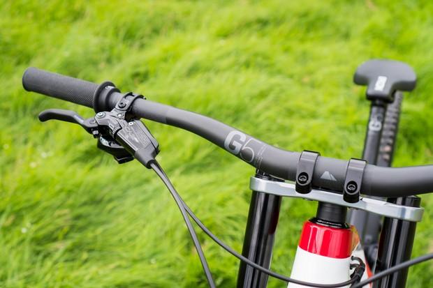 Canyon Sender CFR downhill mountain bike