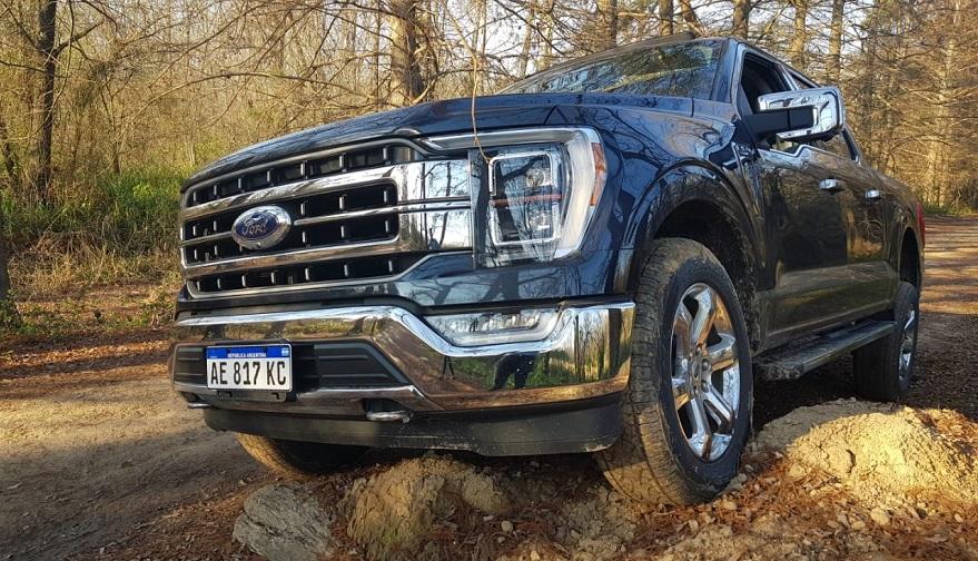 Ford F150, el tamaño completo más deseado.