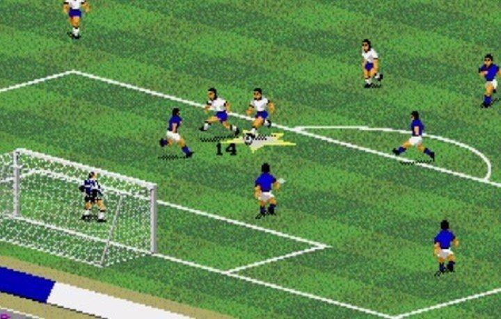 FIFA International Soccer, el precursor de la saga de videojuegos de fútbol de EA Sports.