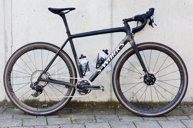 2021 nueva bicicleta de grava Specialized Crux en BikeRadar